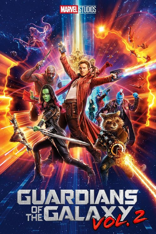 "Plakat von ""Guardians of the Galaxy 2"""