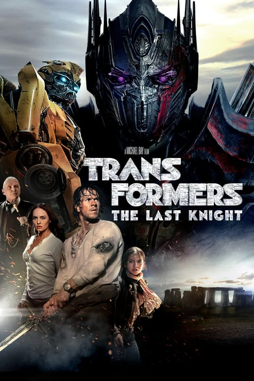 "Plakat von ""Transformers: The Last Knight"""