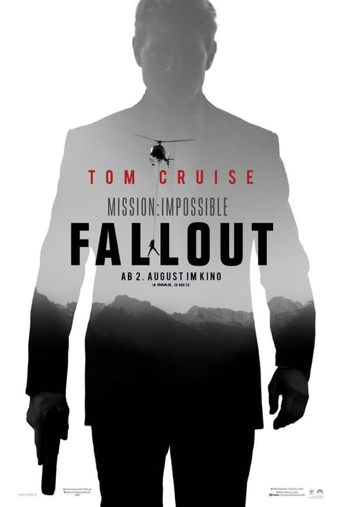 "Plakat von ""Mission: Impossible - Fallout"""